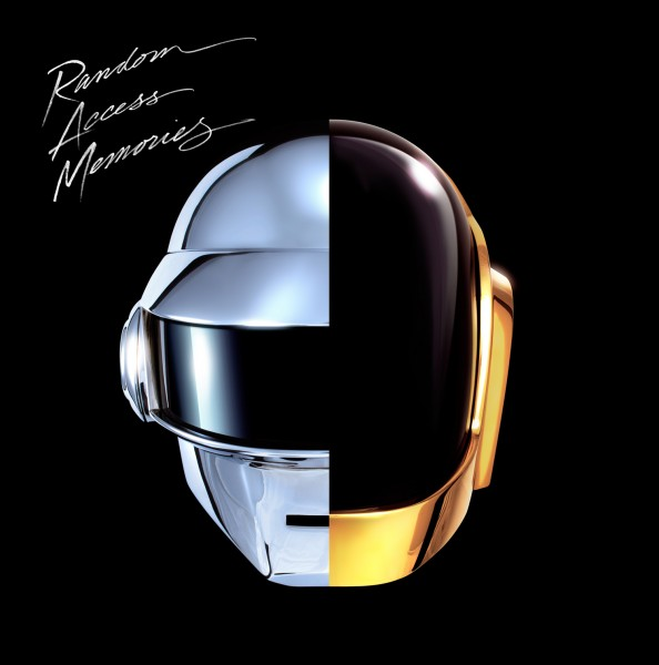 nuevo disco de Daft Punk Random Access Memories